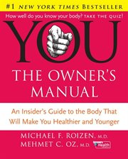 You--the Owner's Manual