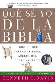 Que se yo de la biblia cover image