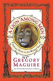 A lion among men cover image