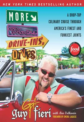 Cover image for More Diners, Drive-ins and Dives
