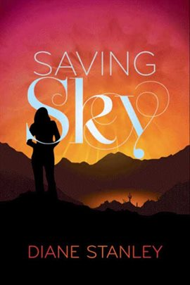 Cover image for Saving Sky
