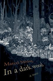 In a dark wood cover image