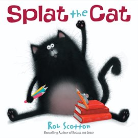 Cover image for Splat the Cat