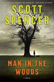 Man in the woods : a novel cover image