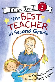 The best teacher in second grade cover image