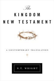 The Kingdom New Testament