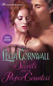 Secrets of a proper countess cover image