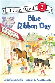 Blue ribbon day cover image