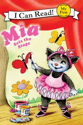 Cover image for Mia Sets the Stage