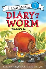 Diary of a worm : teacher's pet cover image