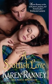 A Scottish love cover image