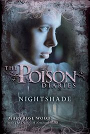 The poison diaries : nightshade cover image