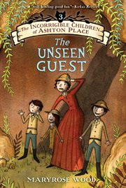 The unseen guest cover image