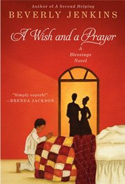 A wish and a prayer : a blessings novel cover image