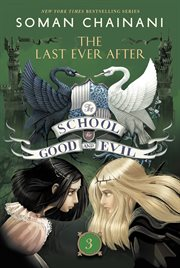 The last ever after cover image