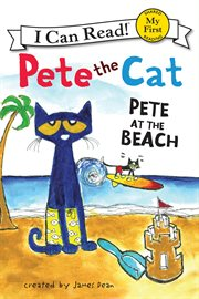 Pete at the beach cover image
