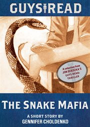 The snake mafia : a short story cover image