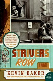 Strivers Row : a novel cover image