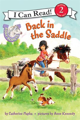 Cover image for Pony Scouts: Back in the Saddle
