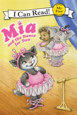 Cover image for Mia and the Dance for Two