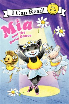 Cover image for Mia and the Daisy Dance