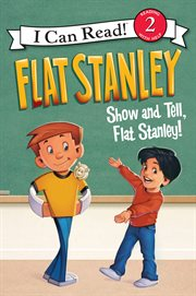 Show-and-tell, Flat Stanley! cover image