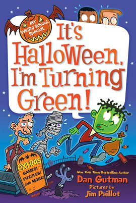 It's Halloween, I'm Turning Green!