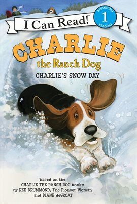 Cover image for Charlie's Snow Day
