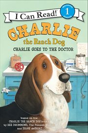 Charlie goes to the doctor cover image