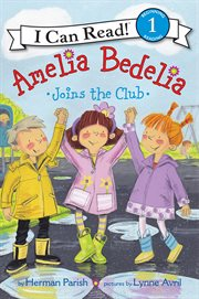 Amelia Bedelia joins the club cover image