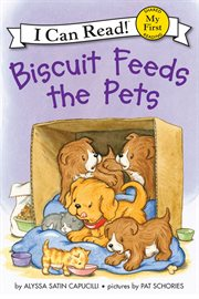 Biscuit feeds the pets cover image