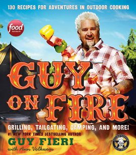 Cover image for Guy on Fire