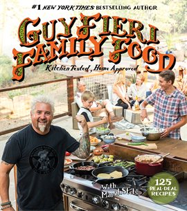 Cover image for Guy Fieri Family Food