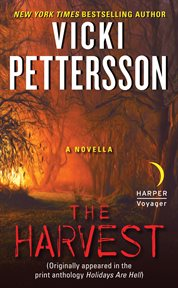 The harvest cover image