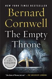 The empty throne : a novel cover image