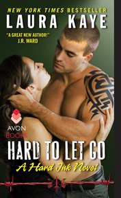 Hard to let go cover image
