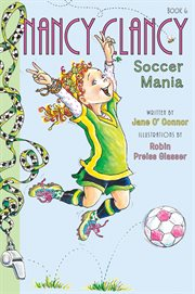 Nancy Clancy, soccer mania cover image