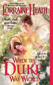 When the duke was wicked cover image