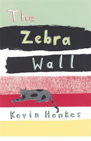 The zebra wall cover image