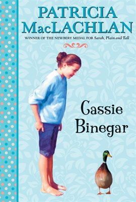 Cover image for Cassie Binegar