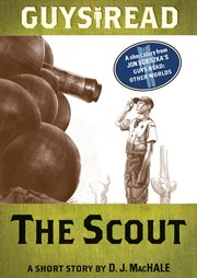 Guys read : a short story from Guys read : other worlds. The scout cover image