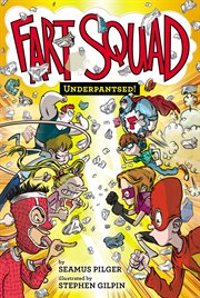 Underpantsed! cover image