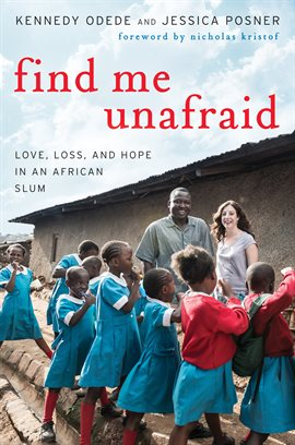 Cover image for Find Me Unafraid