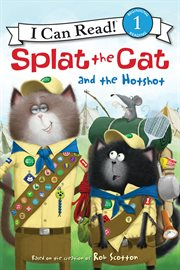 Splat the Cat and the Hotshot cover image
