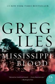 Mississippi blood : a novel cover image