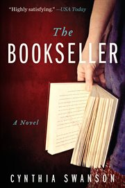 The bookseller : a novel cover image