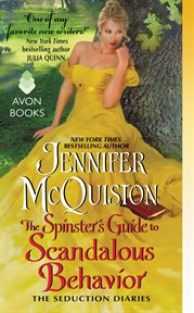 The Spinster's Guide to Scandalous Behavior cover image