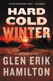 Hard cold winter : a Van Shaw novel cover image