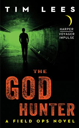 Cover image for The God Hunter