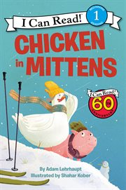 Chicken in mittens cover image